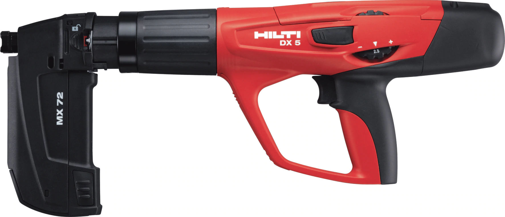 HILTI Bolzensetzgerät DX 5-MX