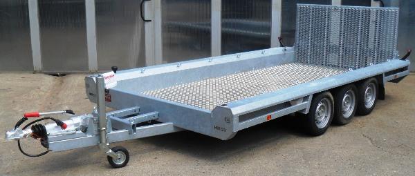 Anhänger Maschinentransporter 3,5 t