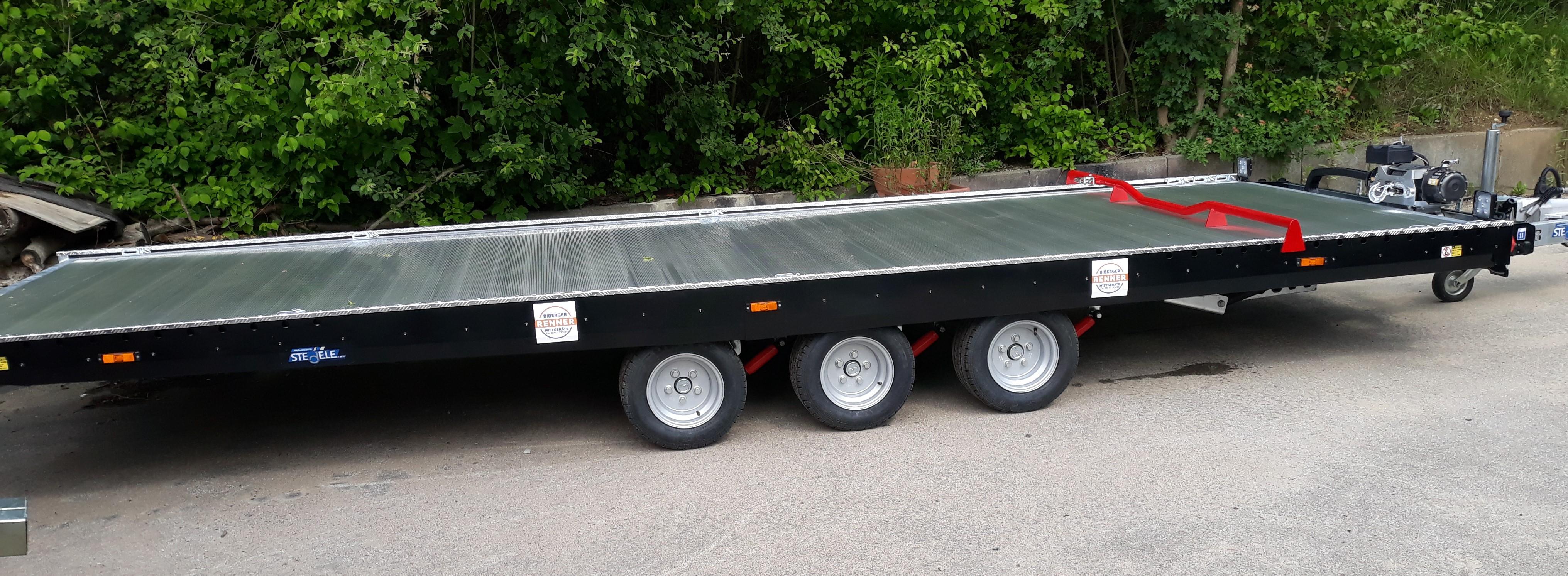 Anhänger Fahrzeugtransporter 3,5 t