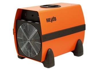 HEYLO Elektroheizgerät DE 10 E