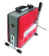 Rohr- und Kanalreinigungsmaschine Mini-Power 150