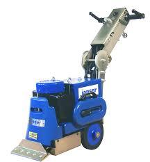 Fußbodenablösemaschine Turbostripper